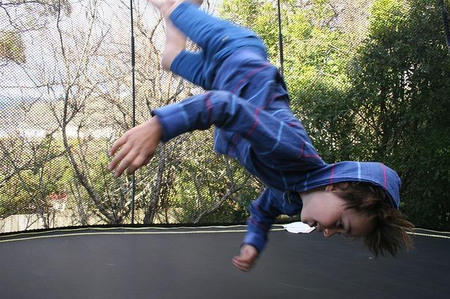 malý akrobat