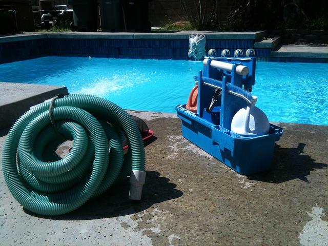 čistič bazénů