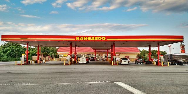 benzina Kangaroo