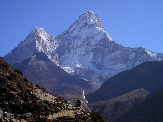 pohoří Himálají